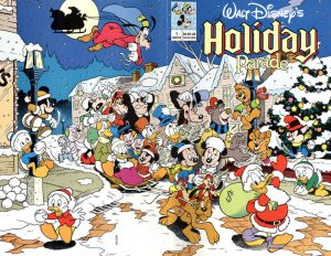 Walt Disney's Holiday Parade #1 (1990)