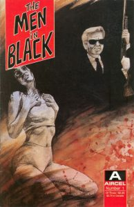 The Men in Black #1 (1990)