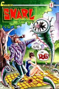 Snarl #2 (1990)