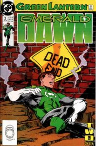 Green Lantern: Emerald Dawn #2 (1990)