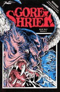 Gore Shriek #2 (1990)