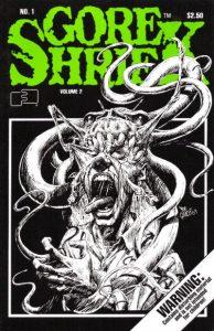 Gore Shriek #1 (1990)