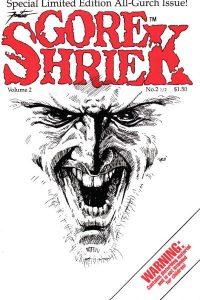 Gore Shriek #2 1/2 (1990)