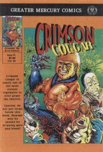 Crimson Cougar #1 (1990)