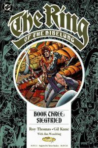 The Ring of the Nibelung #3 (1990)