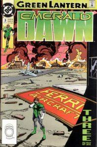 Green Lantern: Emerald Dawn #3 (1990)