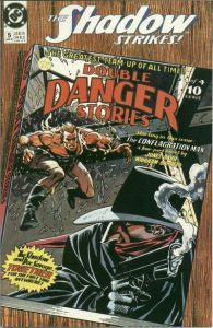 The Shadow Strikes! #5 (1990)