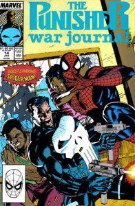 The Punisher War Journal #14 (1990)