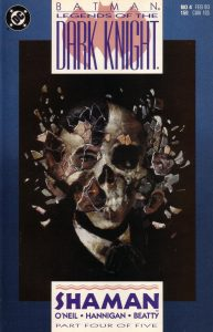 Batman: Legends of the Dark Knight #4 (1990)