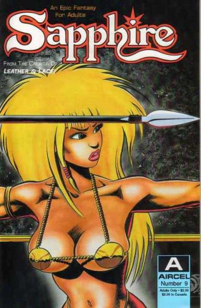 Sapphire #9 (1990)