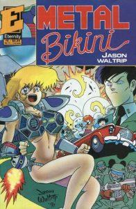 Metal Bikini #5 (1990)