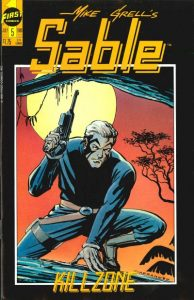 Mike Grell's Sable #5 (1990)