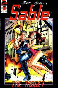 Mike Grell's Sable #7 (1990)