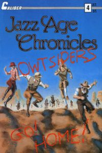 Jazz Age Chronicles #4 (1990)