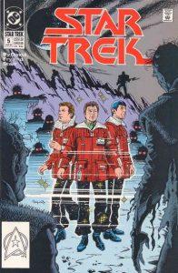Star Trek #5 (1990)