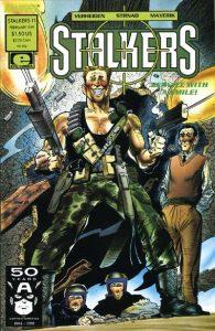 Stalkers #11 (1990)
