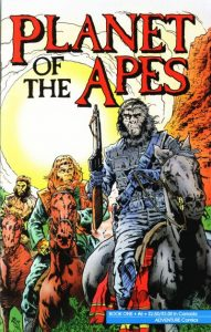 Planet of the Apes #6 (1990)