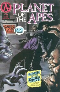 Planet of the Apes #19 (1990)