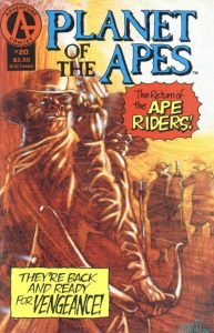 Planet of the Apes #20 (1990)