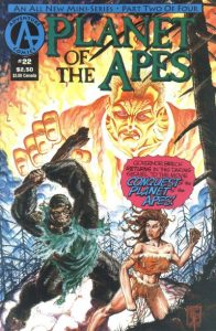 Planet of the Apes #22 (1990)