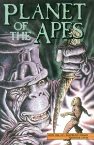 Planet of the Apes #9 (1990)