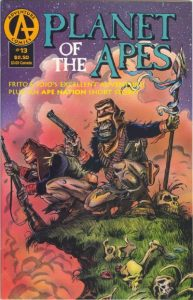 Planet of the Apes #13 (1990)
