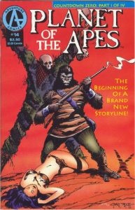 Planet of the Apes #14 (1990)
