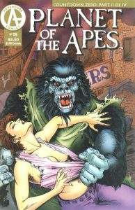 Planet of the Apes #15 (1990)