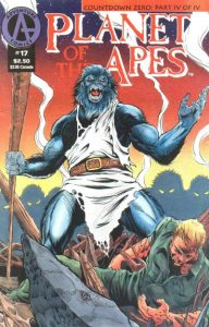 Planet of the Apes #17 (1990)