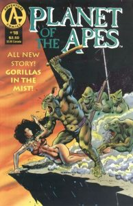 Planet of the Apes #18 (1990)