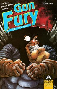 Gun Fury Returns #3 (1990)