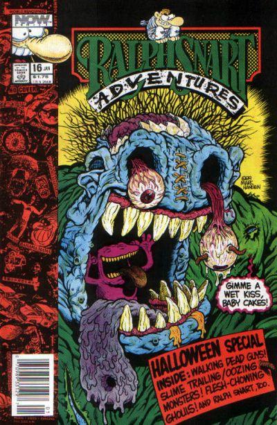 Ralph Snart Adventures #16 (1990)