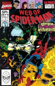 Web of Spider-Man Annual #6 (1990)