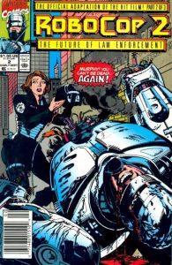 RoboCop 2 #2 (1990)