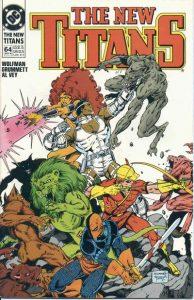 The New Titans #64 (1990)