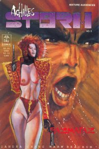 Achilles Storm/Razmataz #3 (1990)