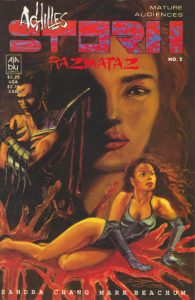 Achilles Storm/Razmataz #2 (1990)