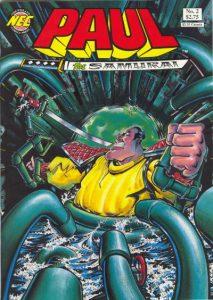 Paul the Samurai #2 (1990)
