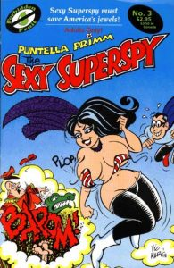 Sexy Superspy #3 (1990)