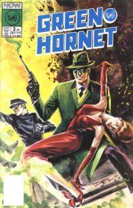 The Green Hornet #3 (1990)