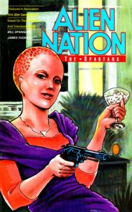 Alien Nation: The Spartans #2 (1990)
