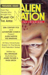 Alien Nation: The Spartans #1 (1990)