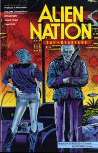 Alien Nation: The Spartans #3 (1990)