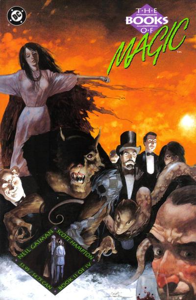 The Books of Magic #2 (1990)