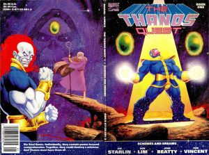 The Thanos Quest #1 (1990)