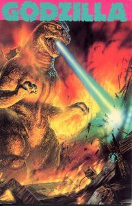 Godzilla #[nn] (1990)