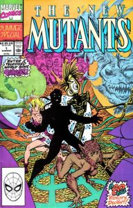 The New Mutants Summer Special #1 (1990)