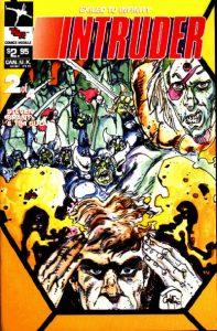 Intruder Comics Module #2 (1990)