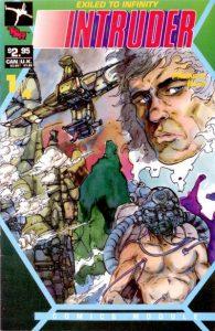 Intruder Comics Module #1 (1990)