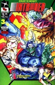 Intruder Comics Module #3 (1990)
